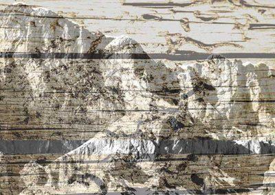 9-Munde-Holzstruktur-160-x-50-cm-Fotoprint-auf-Leinwand