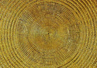 NR.-7--OM-100-x-100-cm-Struktur-auf-Leinwand-24-Karat-Blattvergoldet